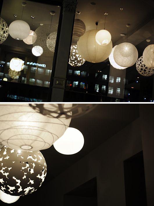 nobis hotel stockholm (With images) | Lamp light, Design