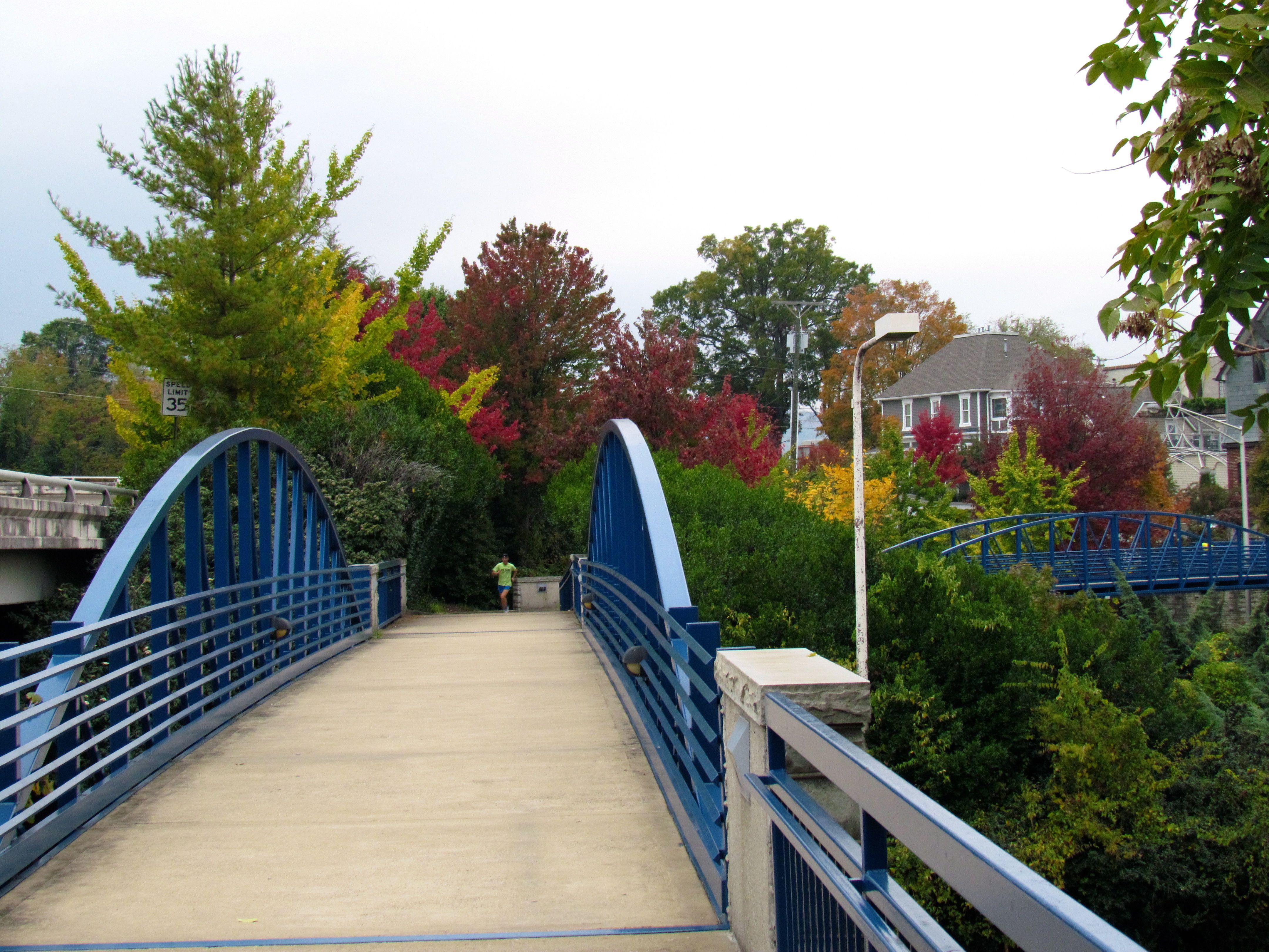 Garden Walk Chattanooga: Autumn In Downtown Chattanooga
