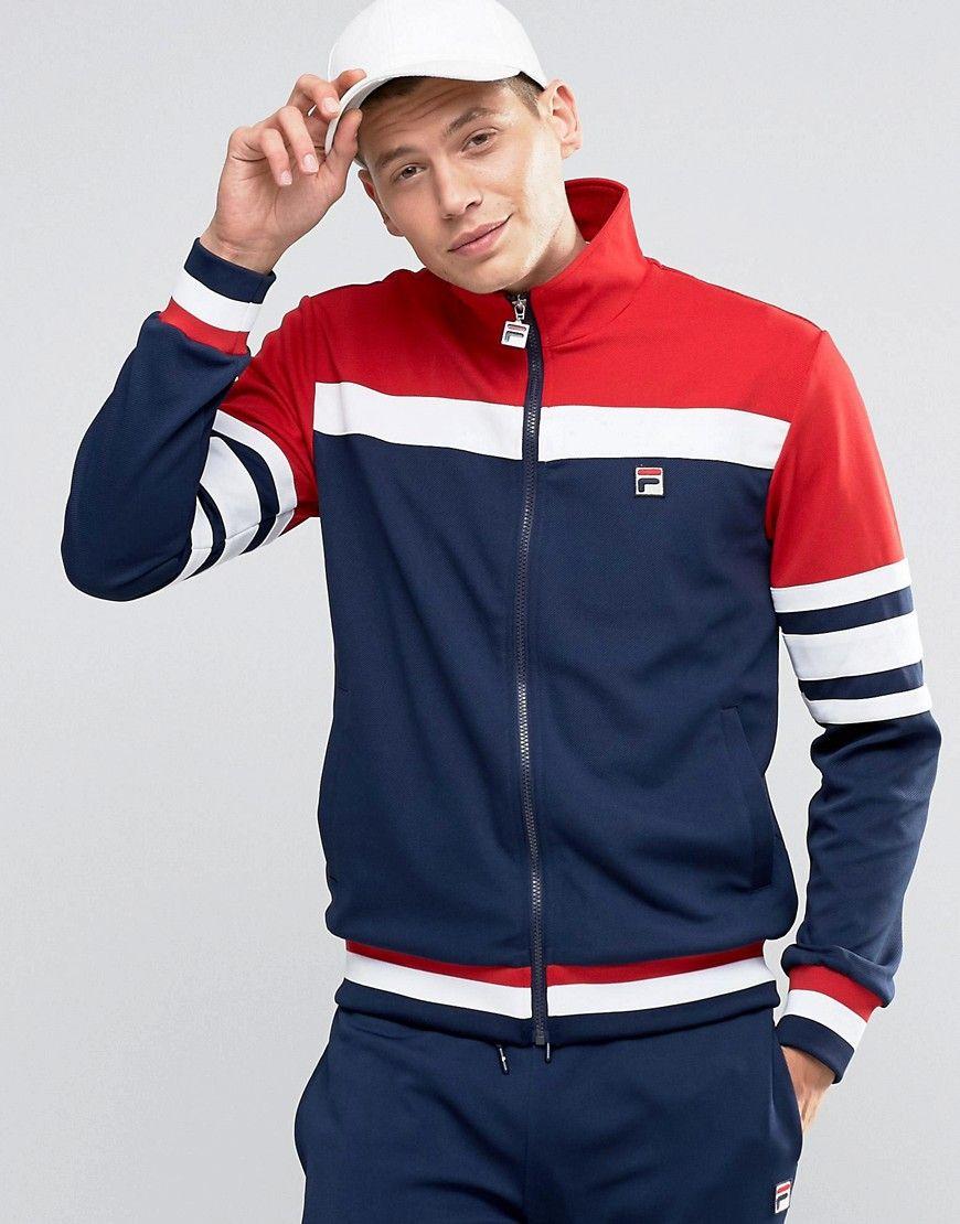 fila ropa deportiva