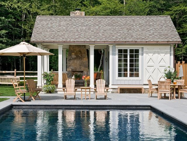 South Shore Decorating Blog Pool Houses Pool House Designs Pool House Plans