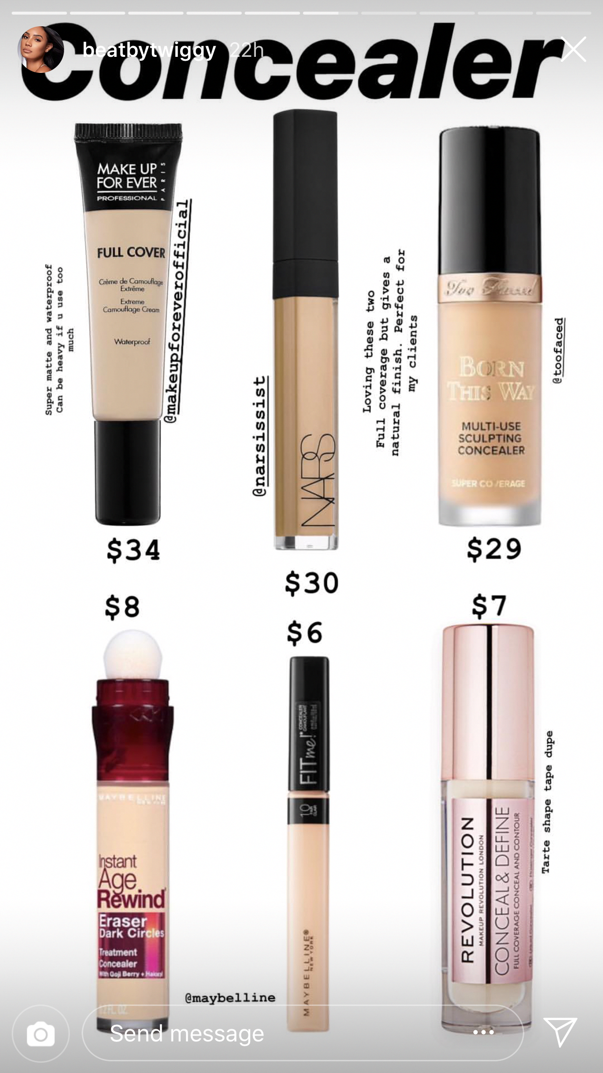 Rainy Makeup Brushes Foundation makeuplover