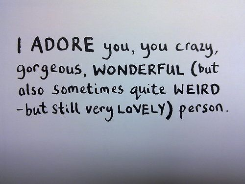 Iadoreyou With Love From Me To You I Adore You Quotes