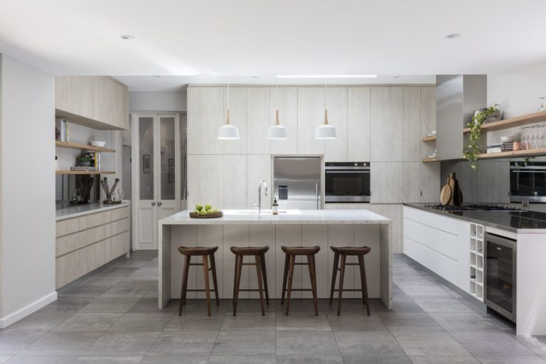 Heritage listed Sydney home gets modern (not too trendy!) reno ...
