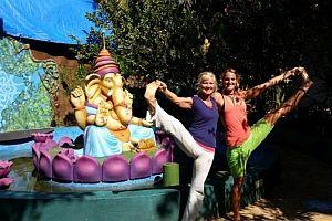 Yogareisen Elemental Yoga auf Bali mit Monika Schostak & Jenny Hößler