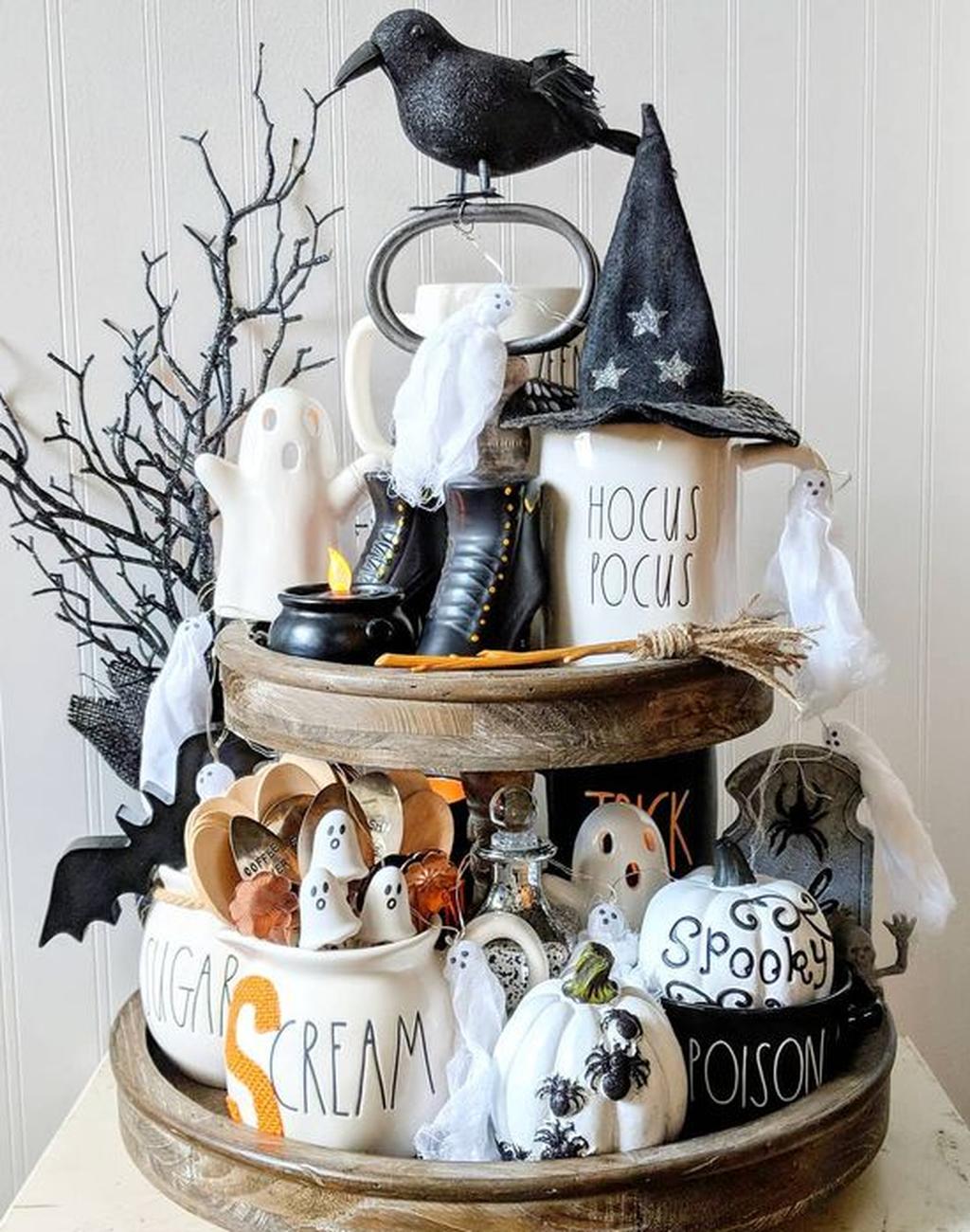 15 Stunning DIY Halloween Decorations Ideas  Halloween maison