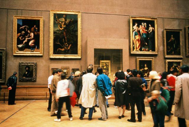 Get Info On The Top 10 Fine Art Museums Jobs Around The World