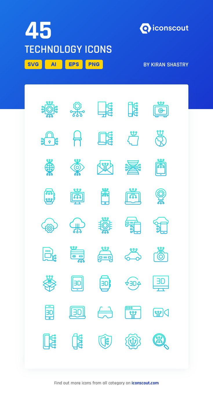 Download Technology Icon Pack Available In Svg Png Eps Ai Icon Fonts Technology Icon Icon Pack Icon