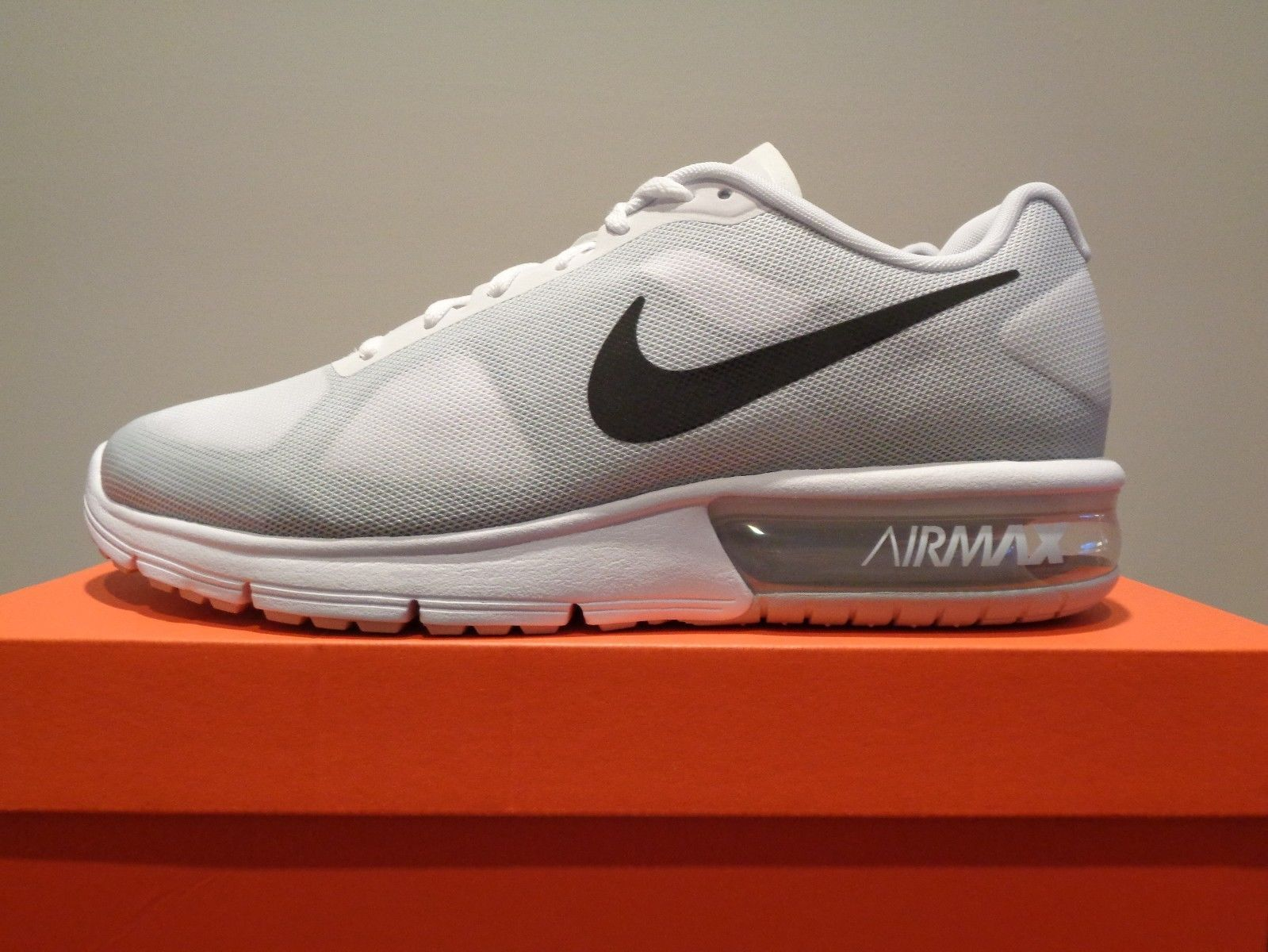 NIKE AIR MAX SEQUENT MEN'S SZ 11.5 RETAIL PRICE $100.00 STYLE # 719912-100