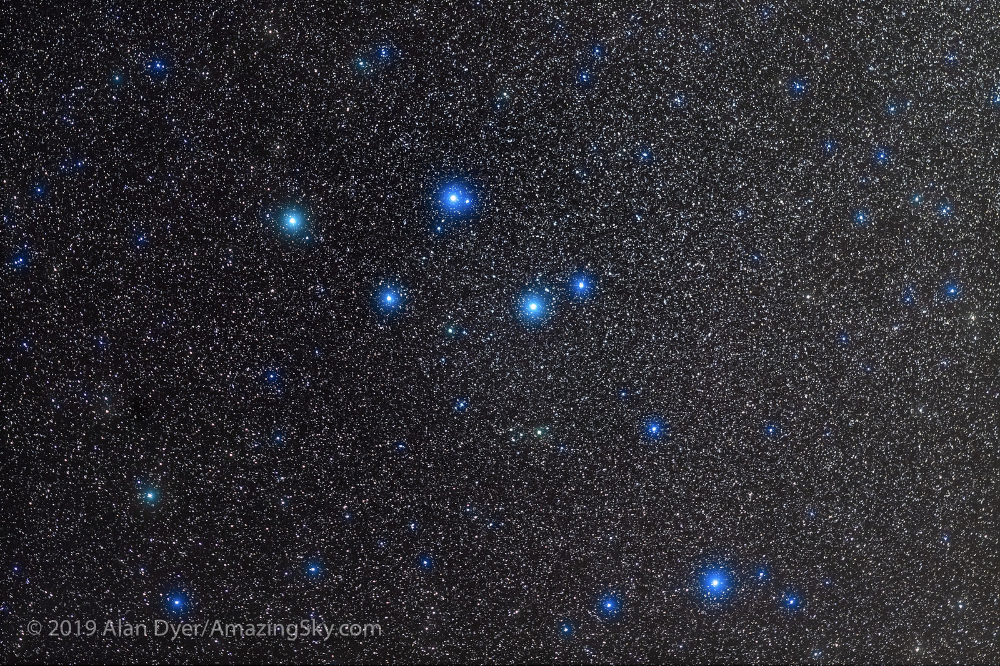 The Constellation of Dephinus the Dolphin | The small conste… | Flickr
