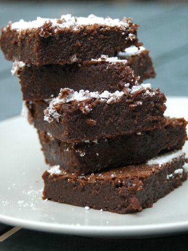Fondant au chocolat sans farine au micro-ondes   Recette ...