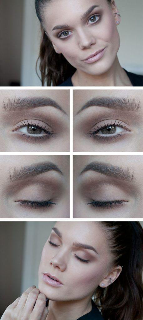 Einfache, aber elegante, leichte Make-up-Ideen für alltägliche Anlässe #anlas…