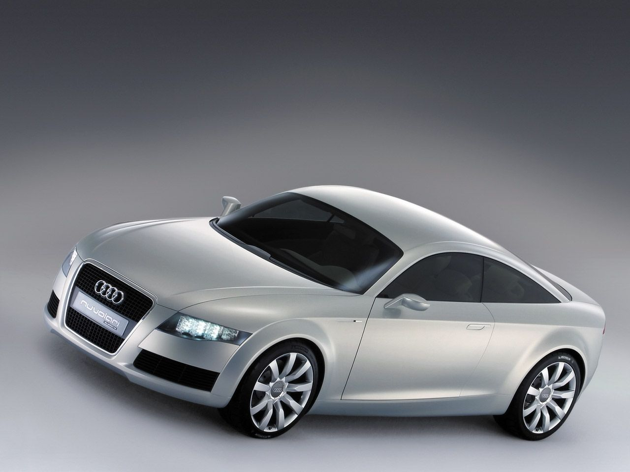 Audi Nuvolari Audi Audi Cars Concept Cars