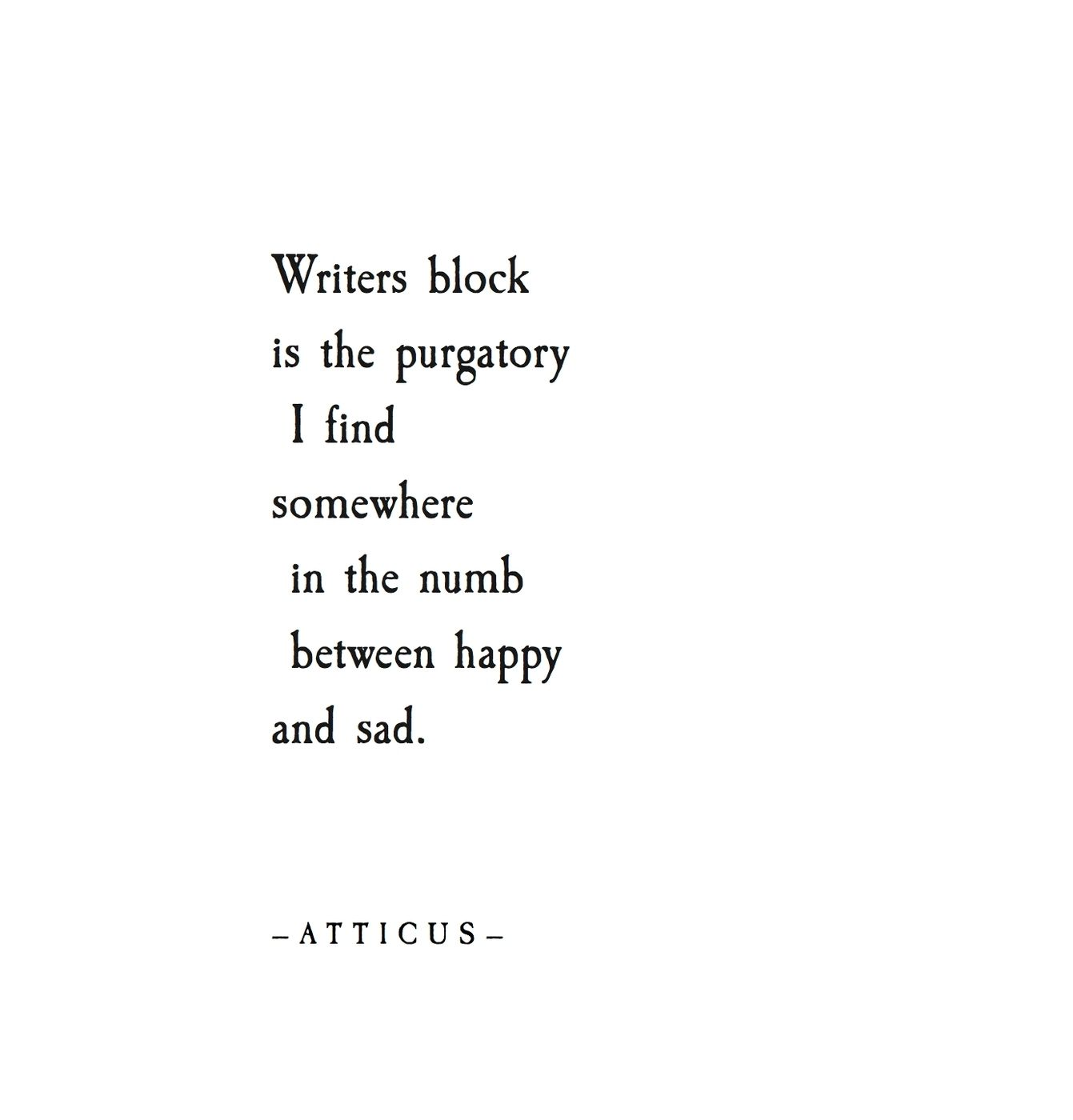 Saying Quotes About Sadness: 'Happy & Sad' #atticuspoetry #atticus #poetry #poem