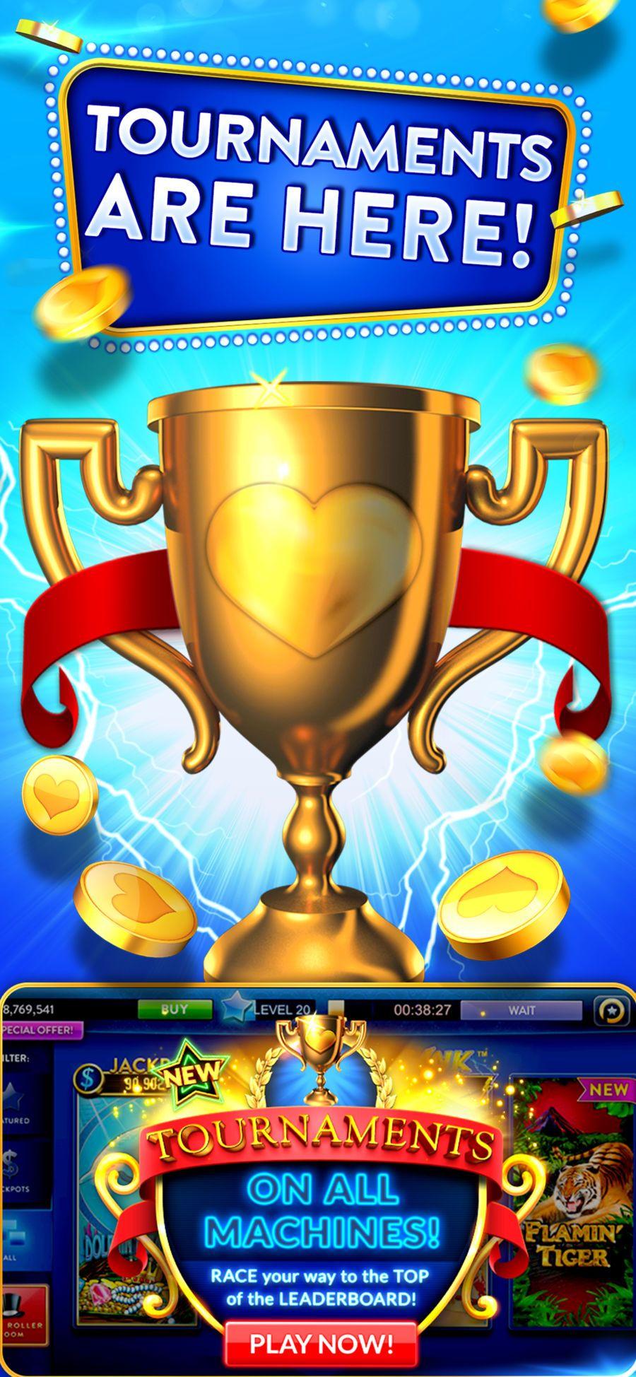 Heart of Vegas Slots Casino on the App Store Heart of