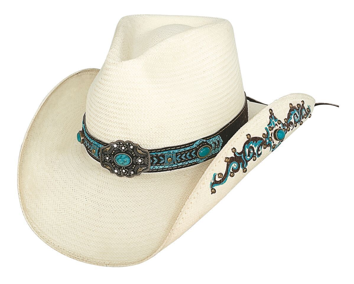 0602b8ba6f5d1 Decorated Cowgirl hats
