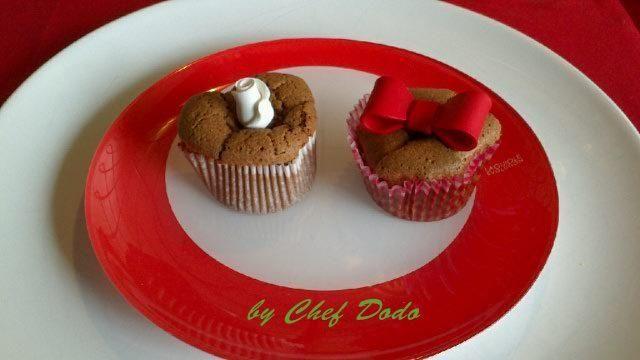Moelleux au chocolat de Chef Dodo