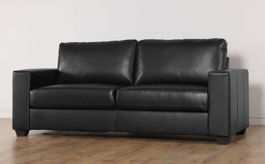 Black Leather Couch Part - 46: New Force 3 Seater Sofa Venezia | DFS | Living Room | Pinterest | Soft  Leather