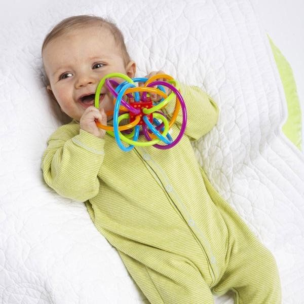 Winkel Classic Teether- FREE SHIPPING OVER $20 & TAX FREE! – Cute as a Button Baby Boutique