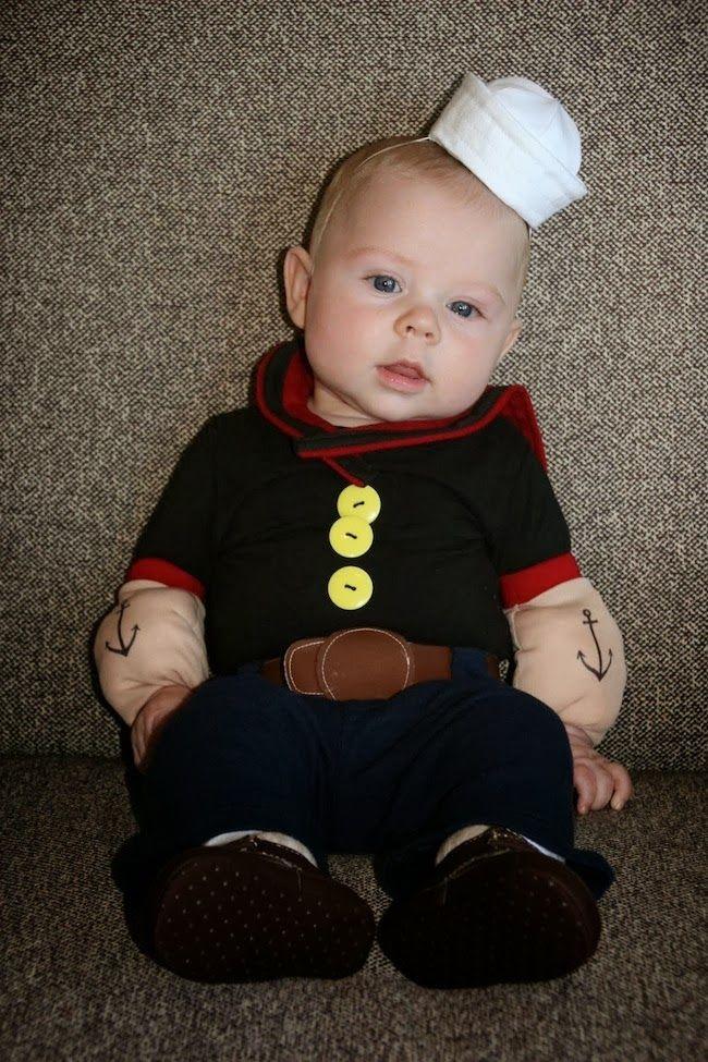 Resultado de imagen de disfraz bebe 1 año diy Disfraces