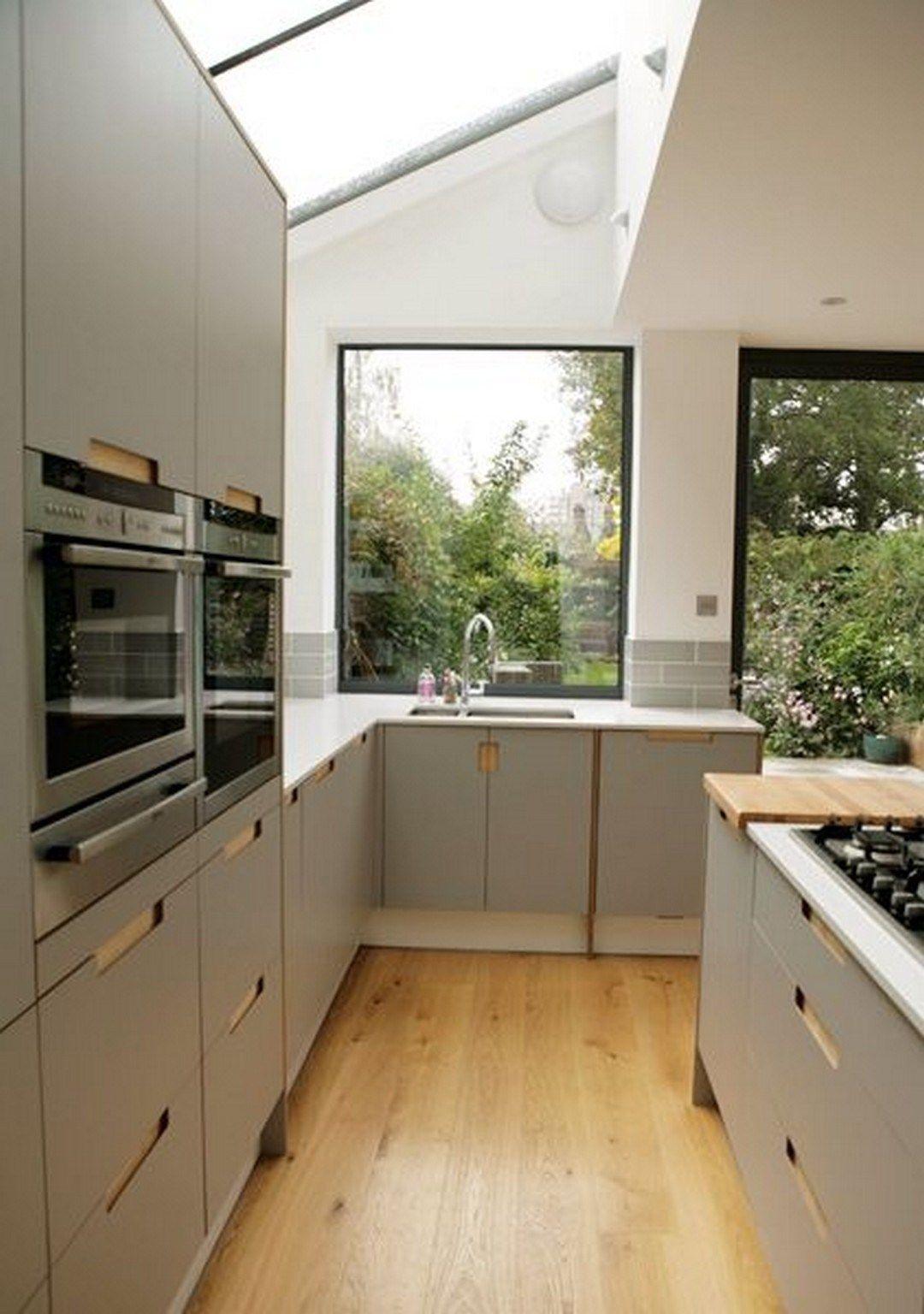 41 Elegant L Shaped Kitchen Design Ideas 15 Plywood Kitchen Kitchen Layout Diy Kitchen Renovation