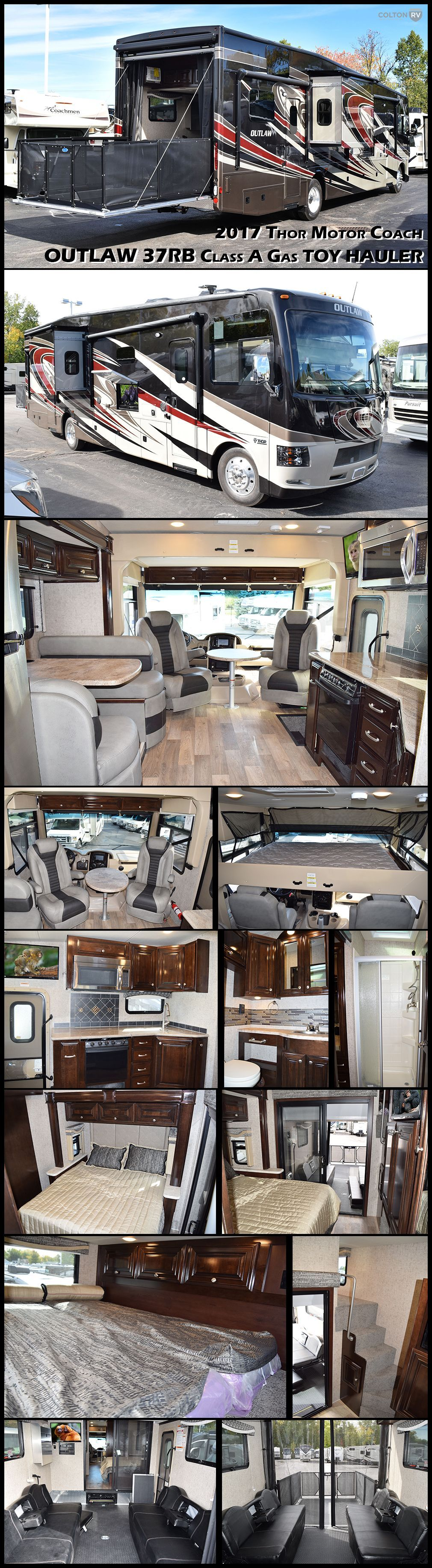 30 Amazing Luxury Rv Gallery That Never You Seen Before