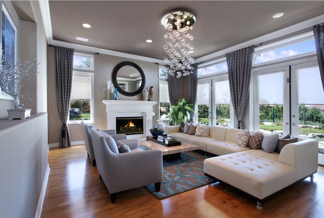 Latest Interior Design Trends For Living Rooms at Modern Home ...