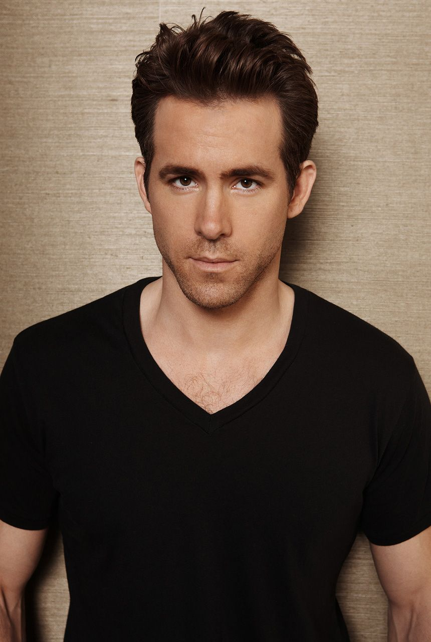 Ryan Reynolds! So cute and hot at the same time! Ryan