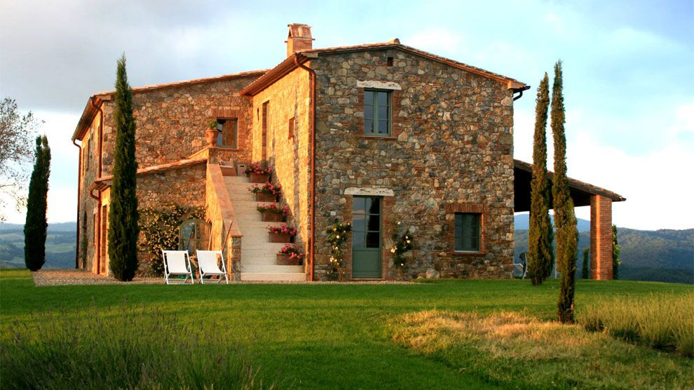 Amanece en la Toscana. Palazzo Podere | Dreaming Away | Pinterest ...