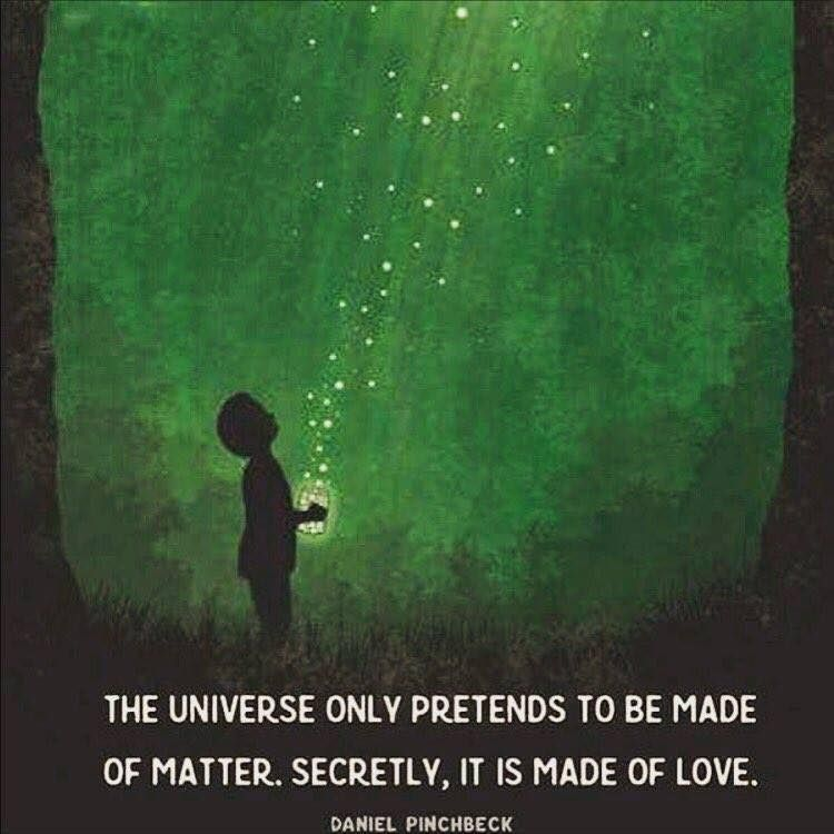Love Each Other When Two Souls: Love Is The Most Powerful Emotion In The Universe (me