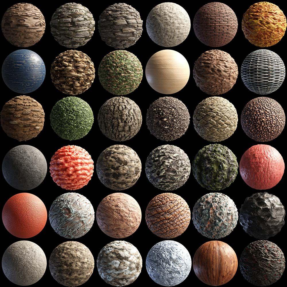 Descarga Gratis Estos 36 Materiales Pbr Ejezeta Texturas Gratis Arte Digital Fotografía Textura De Piedra