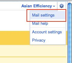 manage gmail - here