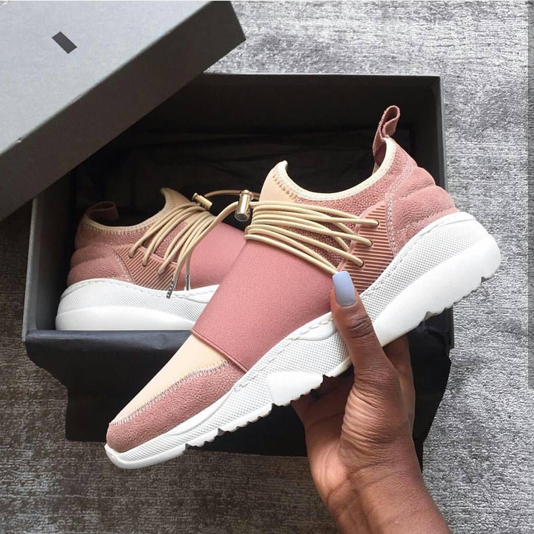 "15.9k Likes, 433 Comments - @baddest.styles on Instagram: ""Shoes · Adidas  Shoes 2017Pink ..."