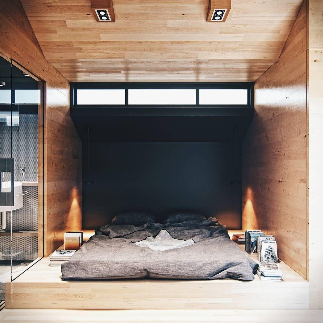 My Dream Bedroom Low Bed Lover