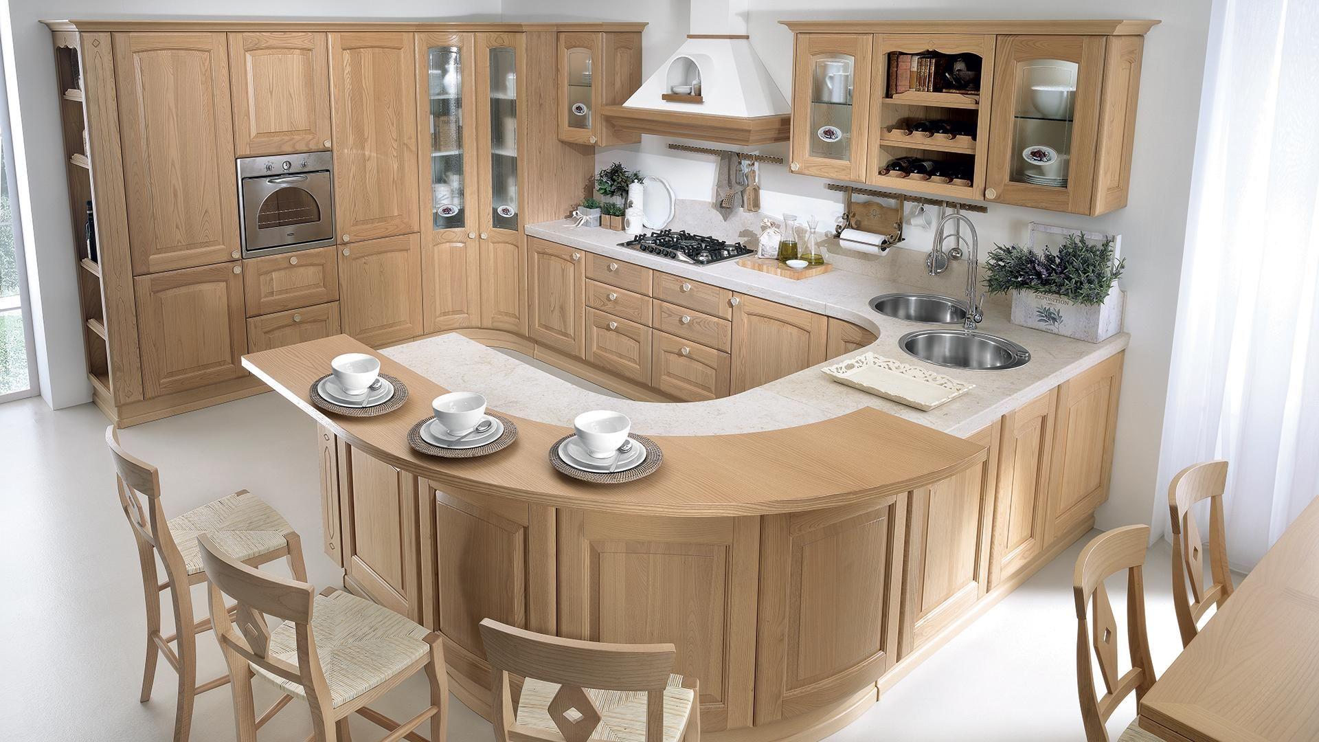Risultati immagini per cucina lube classica veronica | Kitchen nel ...