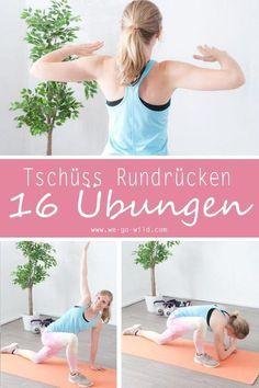 Photo of Übungen gegen Rundrücken – So trainierst du ihn weg! – WE GO WILD