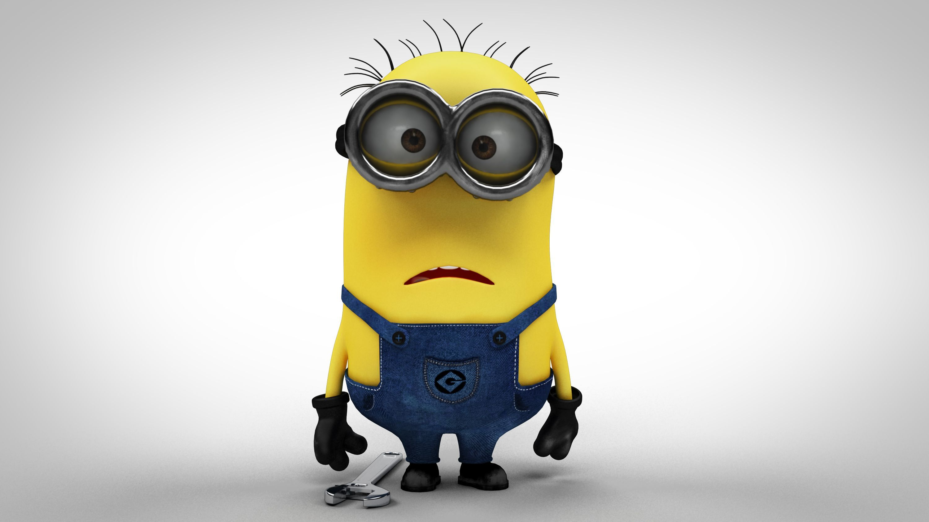 Despicable Me Minion Wallpapers Wallpaper