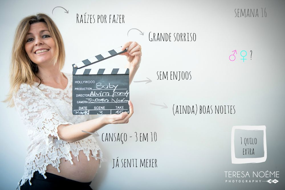 Rita Ferro Alvim: A minha sessão pregnant!