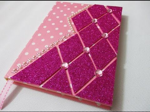 Diy 179 Notebook A Best Gift For Friends Youtube