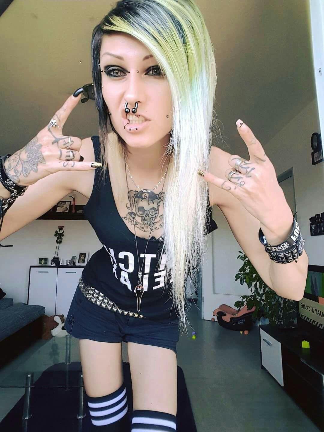 Pin by lea millia on emo pinterest emo style