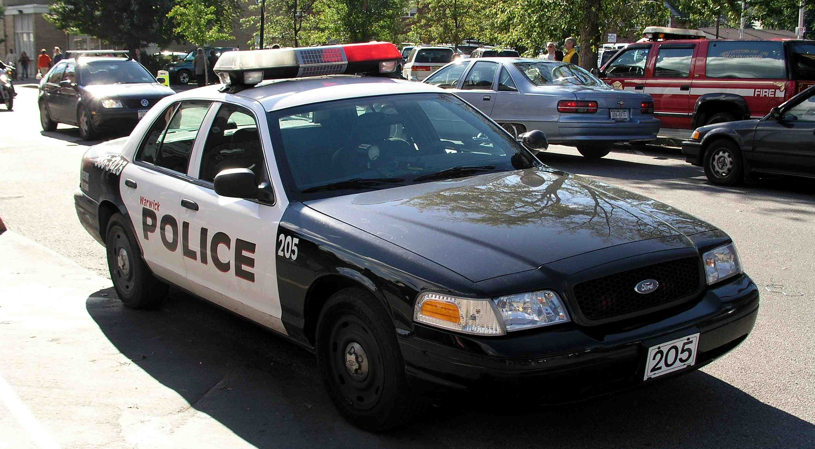 A Police Car Is A Ground Vehicle Used By Police To Assist With