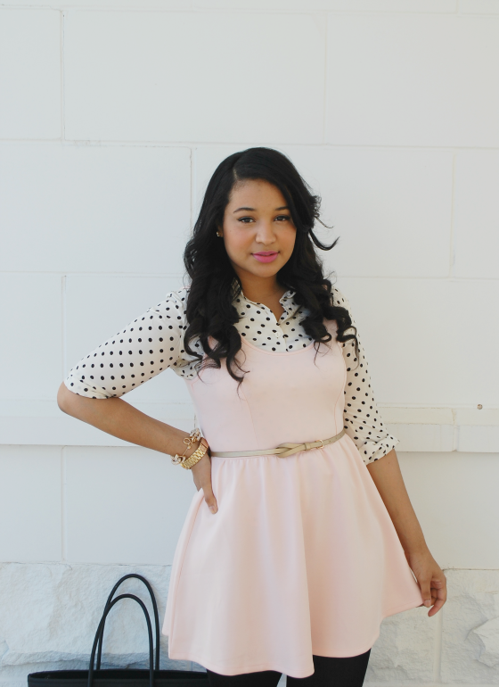 blogger lulu linden polka dots as an adult? yes sir eee! | my