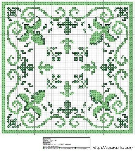 20 440x490 222kb Pinterest Cross Stitch Stitch