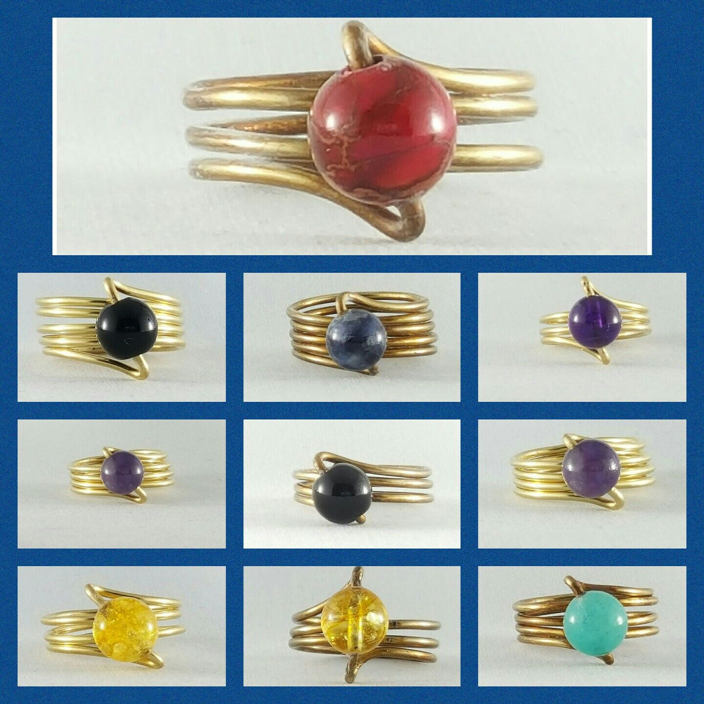 Lots of new rings added...check them out today!