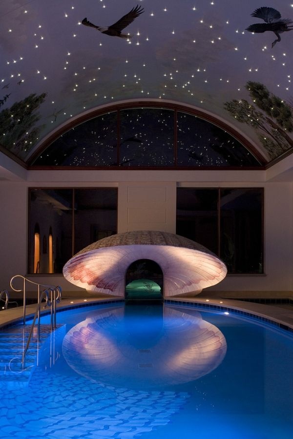 Hgtv Million Dollar Rooms Inground Swimming Pools From