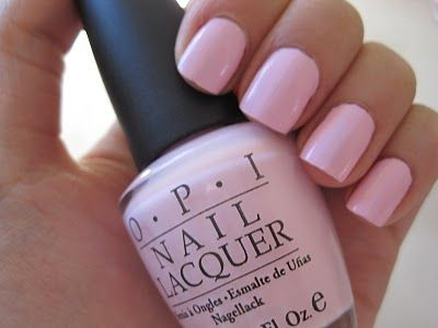 OPI mod about you...all time favorite it looks good on ALL skin tones!