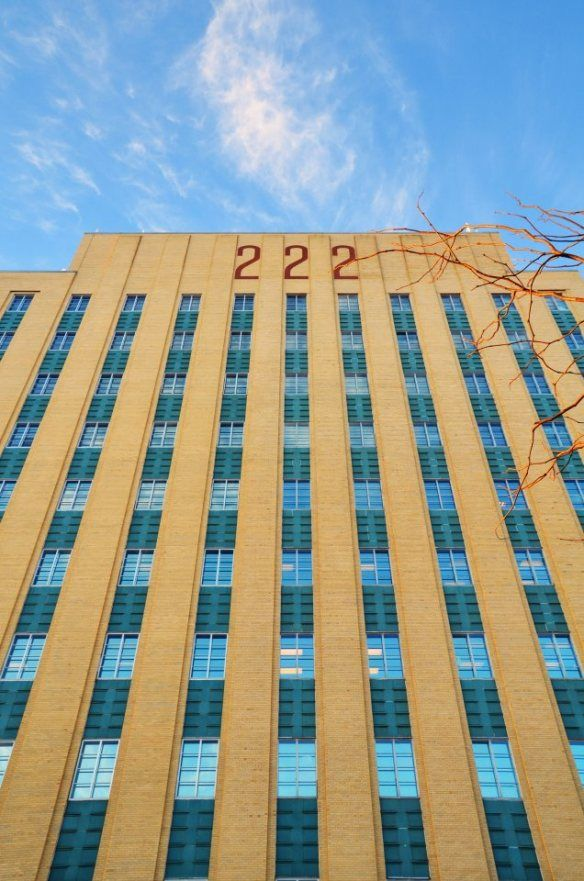 photo of the 222 Building Appleton, Downtown, Outdoor