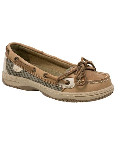 Sperry Angelfish Boat Shoes, Little Girls & Big Girls - Shoes - Kids & Baby  - Macy's