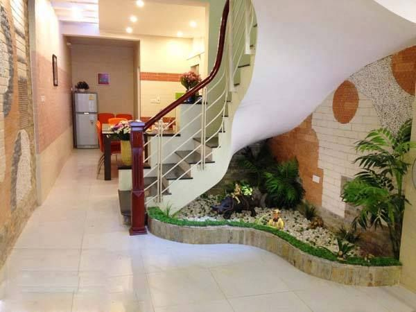Tremendous Staircase Design In Tamilnadu Interior Designers