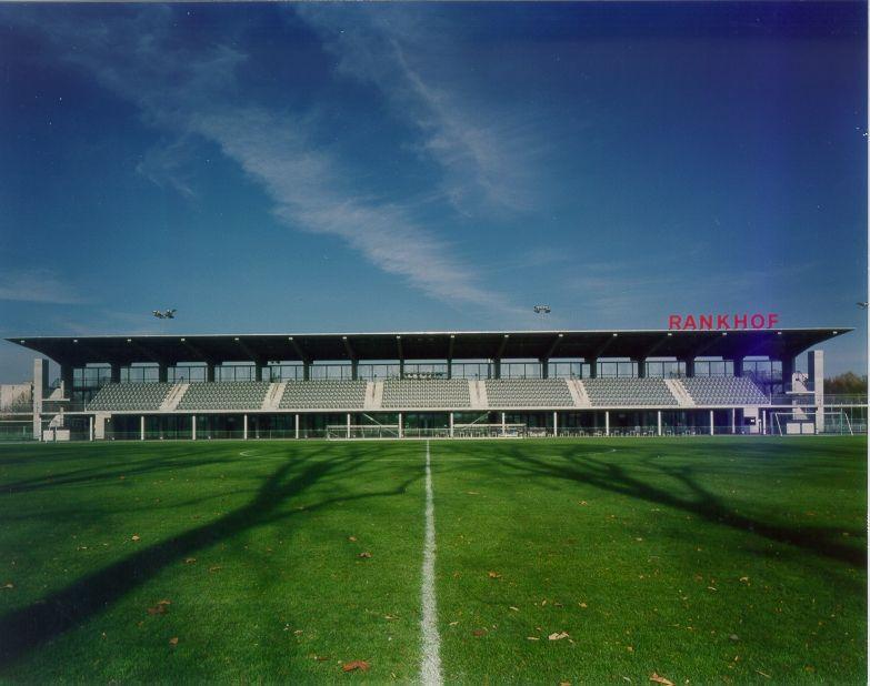 Rankhof stadium, Switzerland Stadium, Sports stadium