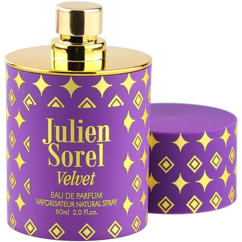 165k Julien Sorel Eau de Toilette - Velvet Woman - 60 mL lazada.co.id